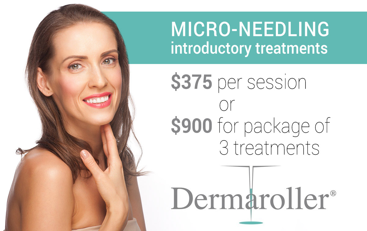 Micro-needling Collagen Induction Therapy